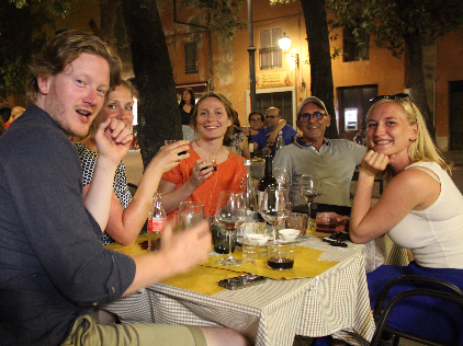 PISA FOOD & WINE TOUR - EVENING image