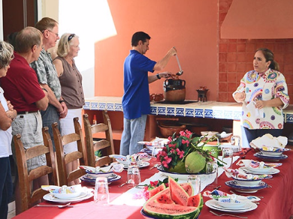Cancun Cooking Class image