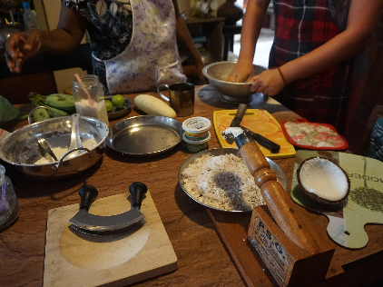 Sri Lankan Cooking Class image