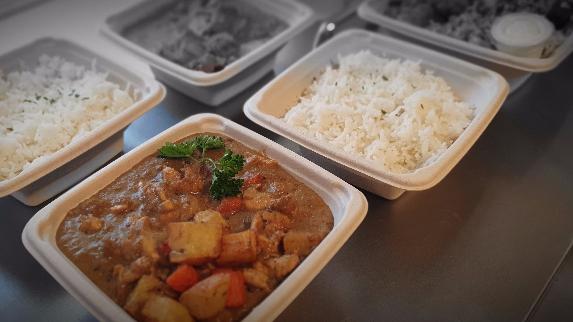Middle Eastern Comfort Food Delivered