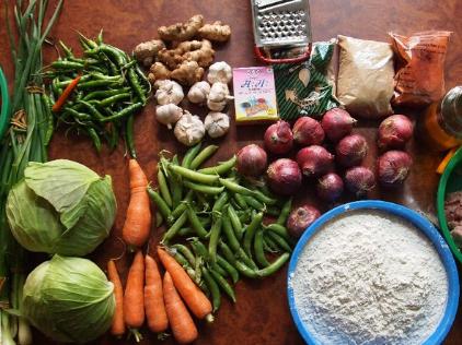 Nepali Cooking Class image