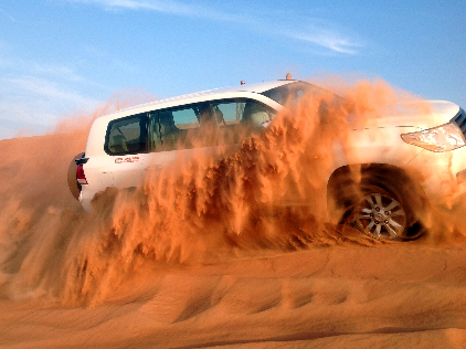 Desert Safari with Arabic BBQ image